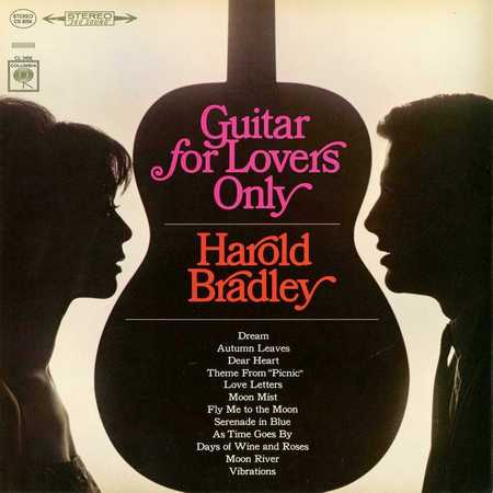 Harold Bradley - Guitar For Lovers Only (1966)