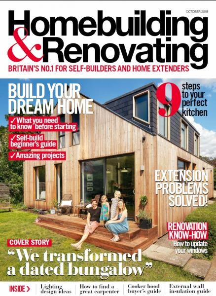 Homebuilding & Renovating №10 (October 2019)
