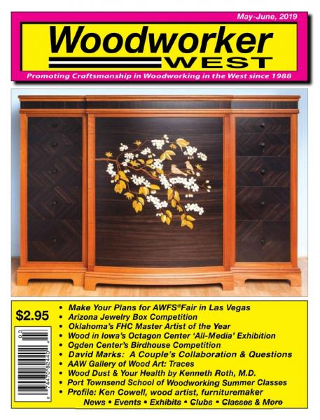 Woodworker West №3 (May-June 2019)