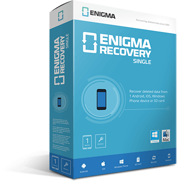 Enigma Recovery Professional
