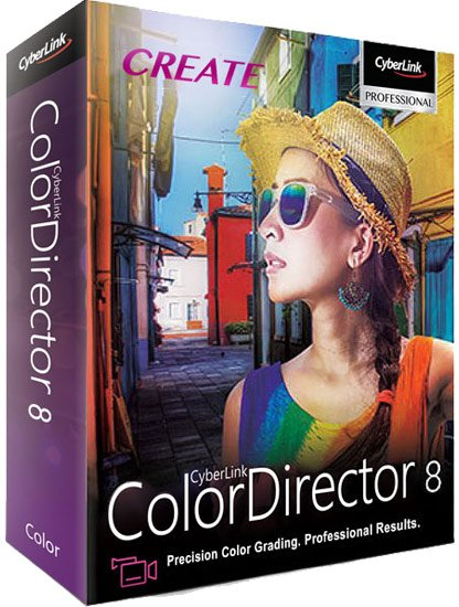 CyberLink ColorDirector Ultra 8