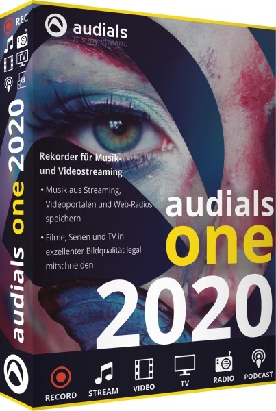 Audials One Platinum 2020