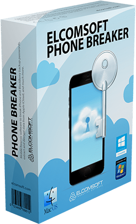 Elcomsoft Phone Breaker Forensic Edition