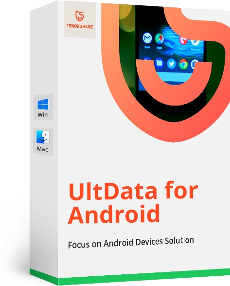 Tenorshare UltData for Android 5.2.2.0