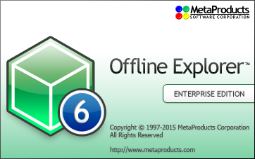 Offline Explorer Enterprise 6.9.4208 SR4