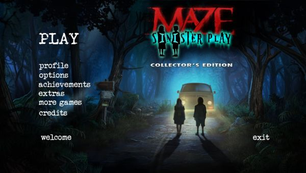 Maze 5: Sinister Play Collectors Edition